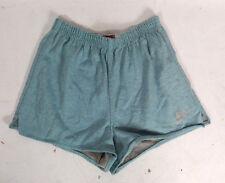 Vintage 80s Nike Gray Tag Rayon Tri Blend Shorty Shorts Running Cycling Surf L
