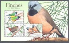 Australia-Finches of Australia Min sheet mnh-Birds-June 2018