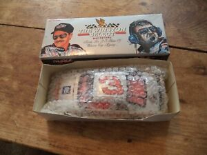 1/24 DALE EARNHARDT 1995 SILVER SELECT NO-PARTS ON THE HOOD