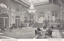 GERMANY - Berlin - Hotel Esplanade - Vorhalle des Festsaales