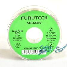 Furutech High Performance Lead Free Silver Solder S-070-10 x 1 Roll / 10M