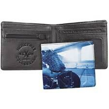 Nixon Heritage Bi-Fold Zip Wallet (Goose) C17651197-00