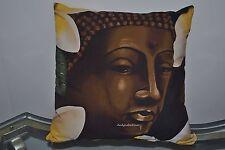 Artasian Buddha Filled Cushion by Kelly Lane New