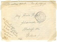 NED INDIE 1947-6-11  COVER+LETTER  Z.FR/ PR
