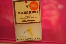 STYLUS NEEDLE Wurlitzer 3200 3300 Americana 3 NEW Diamond Juke Sonotone 60T DD