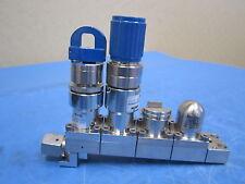 Parker Low Pressure Regulator Smsq2Micro30102 Veriflo Valve Sm930Ms10 Lam Nickel