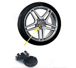 4 Auto Car Wheel Hub Center Caps Cover Carbon Fiber Style Decorative Accessories