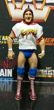 WWE WWF Mattel Basic Rowdy Roddy Piper Wrestling Figure