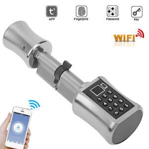 WiFi Fingerprint Türöffner Fingerabdruck Passwort Türschloss Tür-Schließzylinder
