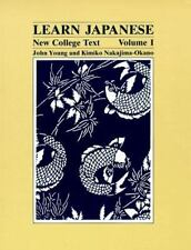 Learn Japanese : New College Text