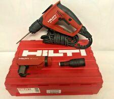 HILTI Power Drywall Driver SF-4000W / SMI-55 gun attachment & hard  Case