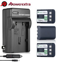 NB-2LH NB-2L Battery For Canon Rebel XT XTI PowerShot G9 G7 S30 S50 S80 +Charger