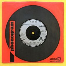 The Gap Band - Fête Lumières / Baby Baba Boogie - Mercury Records MER-37 Ex