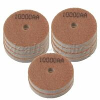 Granite Concrete Polisher Sponge Diamond Polishing Pad 10000 Grit Set of 10