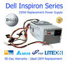 Dell Inspiron 531s Slimline / SFF 250W Replacement Power Supply FY9H3 0FY9H3