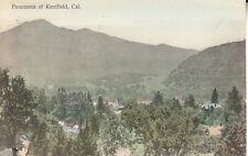 Panorama Of Kentfield-Ca-Marin County