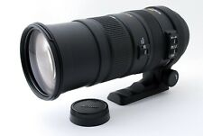 【AS-IS】Sigma APO 150-500mm f/5-6.3 DG OS HSM AF for Nikon from Japan 641492