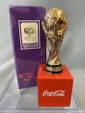 Coca-Cola Exxon-Mobile Germany 2005 FIFA World Cup Football Mini Trophy