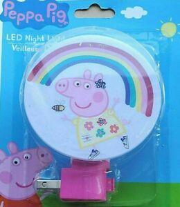 Peppa Pig Night Light Cute