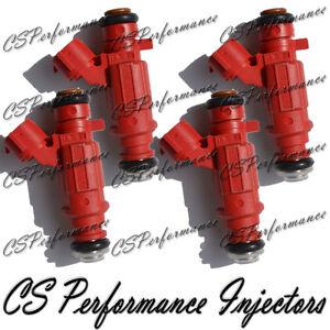 OEM Bosch Fuel Injectors Set (4) 0280155937 for 2000-2002 Nissan Sentra 1.8L I4
