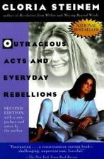 Outrageous Acts and Everyday Rebellions: Second Edition (Owlet Book) by Steinem