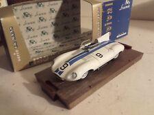 jaguar type D 24 heures du mans 1955 brummr130 abandon