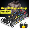 5/10/15/20/25KG Weight Lifting Sandbag Fitness GYM Weights Workout Training Bag