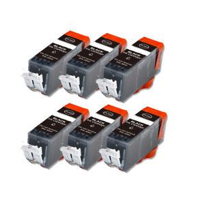 Black PGI-220BK PGI220 Ink Cartridges for Canon Pixma MP640 MX870 MX860 MP620