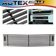 Billet Grille Grill C66319H Fits 15-19 Chevy 2500HD/3500HD- Lower Bumper AUTEX