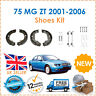 For Rover 75 MG ZT CDTi 2001-2006 Rear Hand Brake Shoes & Fitting kit New