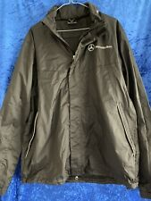 Genuine Mercedes Benz NEW Lightweight Packable Rain Jacket Medium