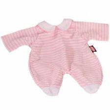 Götz Puppenkleidung Babypuppen pink stripes Gr.M 42-46cm inkl. Rechnung mit MwSt