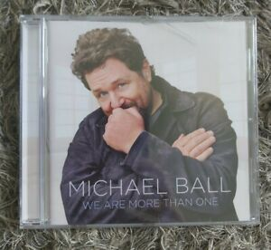 Michael Ball - We Are More Than One [CD] BRAND NEW SEALED (FREE POSTAGE)