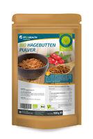 FP24 Health Bio Hagebuttenpulver 1kg - Rohkost - Hagebutten gemahlen -1000g