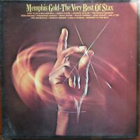 MEMPHIS GOLD THE VERY BEST OF STAX LP Stax STAXL 5014 1982 EX
