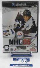 NHL 06 - Nintendo GameCube / wii PAL Français NEUF blister