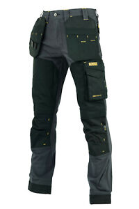DEWALT MEMPHIS STRETCH WORK TROUSERS WITH HOLSTER POCKETS