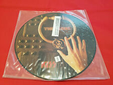 """KISS """"THE ELDER"""" Ltd. Edition 12"""" Picture Disc SUPER LOW NUMBER #000342 Awesome!"""