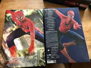 Hot Toys MMS 143 Spiderman Spider-Man 3 12 inch Action Figure