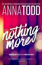 Nothing More (The Landon SERIE) di Todd , ANNA libro tascabile 9781501152870