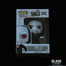 Funko Pop! Billy Saw Horror Jigsaw Tobin Bell Pop 52 NEW IN STOCK