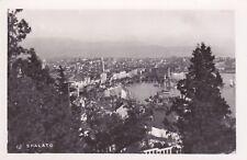 CROATIA - Spalato/Split - Vista dall'Alto - Foto Cartolina