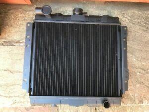 ford transit radiator NEW original serck unit