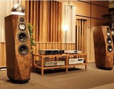 NEW Natural wood colour Diffuser skyline Schroedera acoustic panel home studio