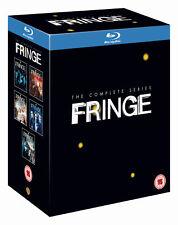 FRINGE Seasons 1-5 Complete TV Series 1 2 3 4 5 NEW BLU-RAY BOX SET RERION FREE