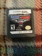 WWE SmackDown vs. Raw 2010 Featuring ECW Nintendo DS Game Only Send Offer