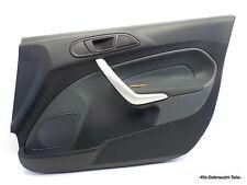 Ford Fiesta VI 1.25 JA8 Türverkleidung Türpappe vorne rechts