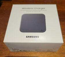 Samsung Official Wireless Charging 2021 Pad EP-P1300 Standard Fast Charging