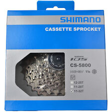 NEW 2018 Shimano 105 11 Speed Cassette Fits Dura Ace, Ultegra: CS-5800 11-32
