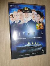 2 DVD TITANIC CENT'ANNI DOPO UN RICORDO ANCORA VIVO  ITALIANO ENGLISH
